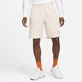 Club América Shorts de fútbol de tejido Fleece - Hombre