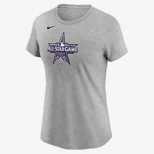 Nike 2021 All-Star Game Logo (MLB) Playera para mujer