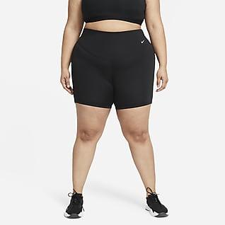 Nike One Rainbow Ladder Shorts de 18 cm para mujer (talla grande)