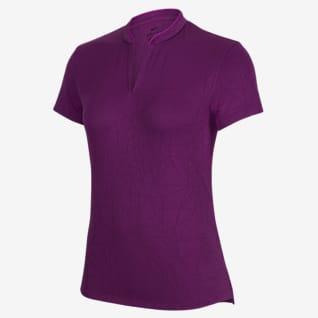 Nike Breathe เสื้อโปโลกอล์ฟผู้หญิง