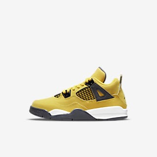 Jordan 4 Retro Younger Kids' Shoes