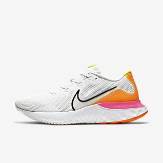 White Nike Sports Shoes
