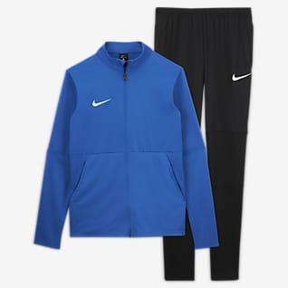 Nike Dri-FIT Voetbaltrainingspak voor heren