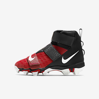 Nike Force Savage Shark 2 Little/Big Kids' Football Cleat