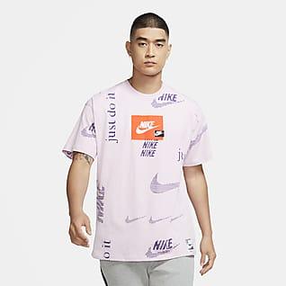 pimienta Perforar Desmenuzar  Men's Sportswear Shirts & Tops. Nike.com