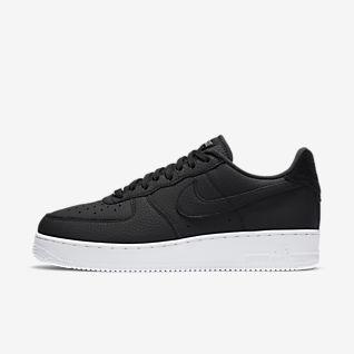 Destino sentido violín  Black Air Force 1 Shoes. Nike.com