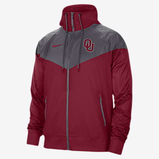 Nike College (Oklahoma) Windrunner para hombre