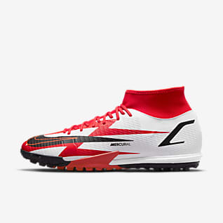 Nike Mercurial Superfly 8 Academy CR7 TF Calzado de fútbol para pasto sintético (turf)