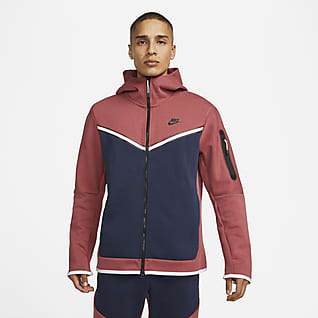 Nike Sportswear Tech Fleece Felpa con cappuccio e zip a tutta lunghezza - Uomo