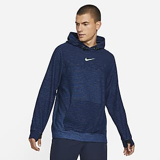 Nike Pro Therma-FIT ADV Pullover-hættetrøje i fleece til mænd
