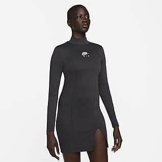 Nike Air Dámské šaty s dlouhým rukávem