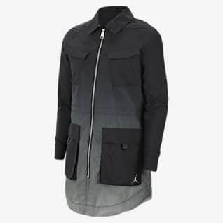 Jordan 女款防風外套