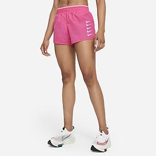 Nike Swoosh Run Women's Brief-Lined Running Shorts