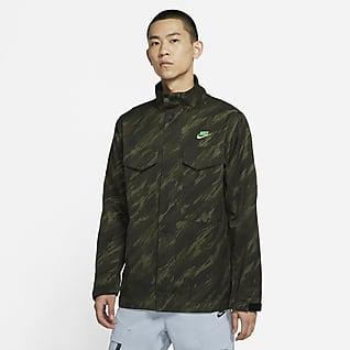 Nike Sportswear Essentials+ M65 男子无衬里夹克