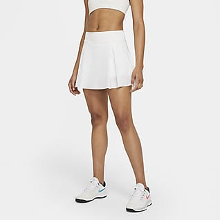 Nike Club Skirt Normál női teniszszoknya (magas)