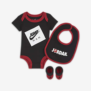 Jumpman Classics Conjunto de 3 piezas para bebé