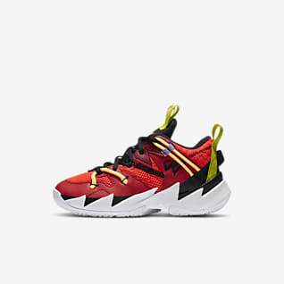 Jordan Why Not Zer0.3 SE (PS)  幼童运动童鞋