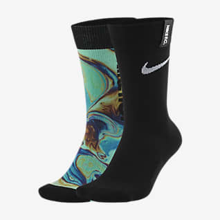 Nike F.C. SNKR Sox Essential Crew Football Socks