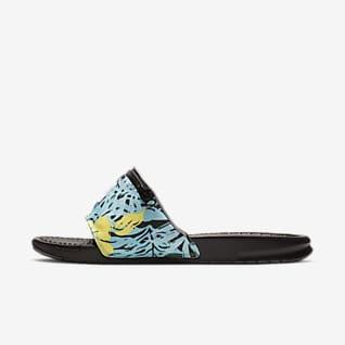 Nike Benassi JDI Fanny Pack Printed Men's Slide