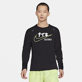 Nike Element 男子跑步上衣