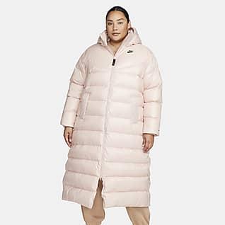 Nike Sportswear Therma-FIT City Series Parka para mujer talla grande