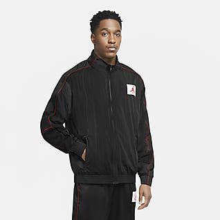 Jordan Flight เสื้อแจ็คเก็ตวอร์มอัพผู้ชาย