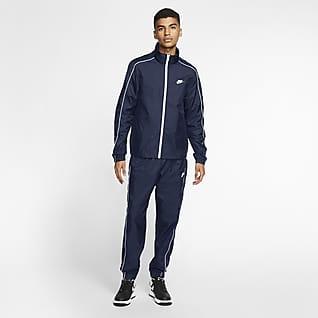 Nike Sportswear Мужской спортивный костюм из тканого материала