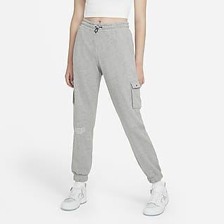 Nike Sportswear Swoosh Női francia frottír nadrág