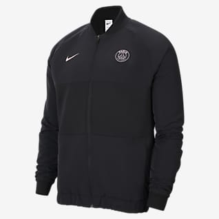 巴黎圣日耳曼 Nike Dri-FIT 男子全长拉链开襟足球夹克