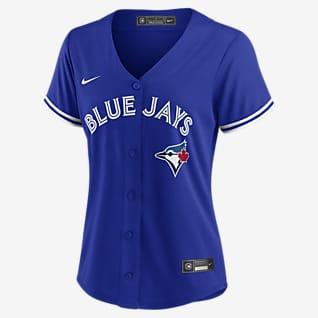 MLB Toronto Blue Jays (Vladimir Guerrero) Women's Replica Baseball Jersey