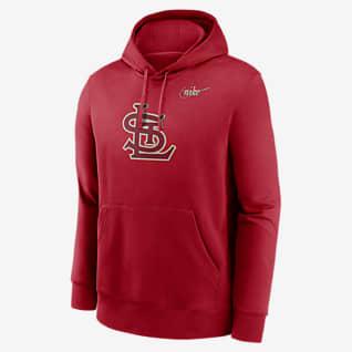 Nike Cooperstown Club (MLB St. Louis Cardinals) Men's Pullover Hoodie