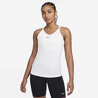 Nike Dri-FIT One Women's Slim Fit Strappy Tank