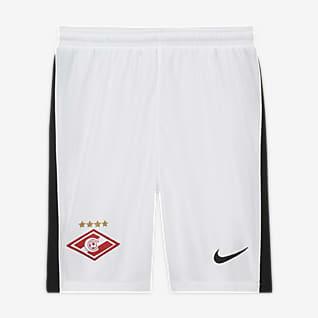 Spartak Moscow 2020/21 Stadium Home/Away Older Kids' Football Shorts