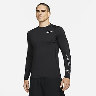Nike Pro Dri-FIT Camiseta de manga larga y ajuste entallado para hombre