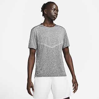 Nike Dri-FIT Rise 365 Playera de running de manga corta para hombre