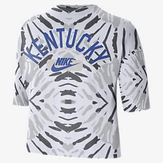 Nike College (Kentucky) Women's Boxy Printed T-Shirt