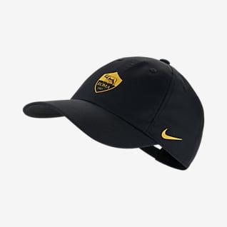 Nike Dri-FIT AS Roma Heritage86 Regulowana czapka dziecięca