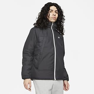 Nike Sportswear Therma-FIT Legacy Мужская двусторонняя куртка с капюшоном
