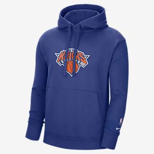 New York Knicks Essential Men's Nike NBA Fleece Pullover Hoodie
