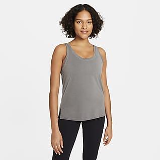 Nike Yoga Dri-FIT Linne för kvinnor