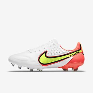 Nike Tiempo Legend 9 Elite FG Chaussure de football à crampons pour terrain sec