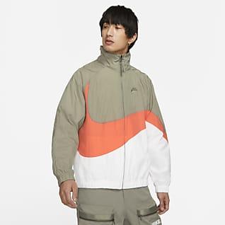 Nike Sportswear 男款編織外套