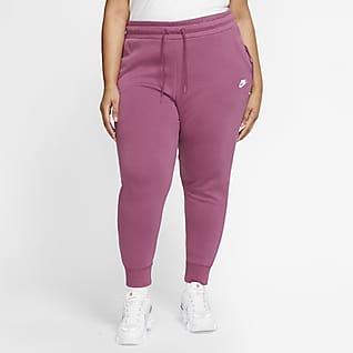 Nike Sportswear Tech Fleece Pants Pantalón (Talla grande) - Mujer