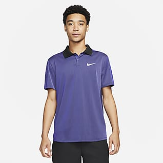 NikeCourt Dri-FIT ADV Slam Ανδρική μπλούζα πόλο για τένις