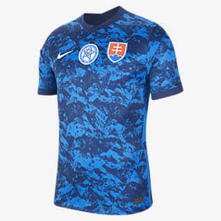 Slovakia 2020 Stadium Home Camiseta de fútbol para hombre