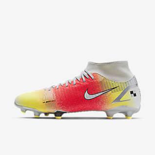 Nike Superfly 8 Academy MDS FG/MG 男/女多种场地足球鞋
