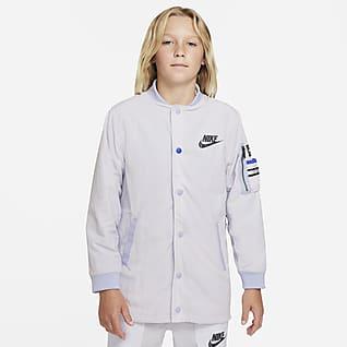 Nike Sportswear KP Utility Big Kids' Bomber Jacket