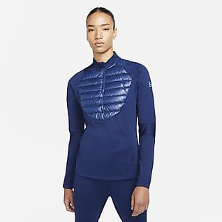 Nike Therma-FIT Academy Winter Warrior Γυναικεία ποδοσφαιρική μπλούζα προπόνησης