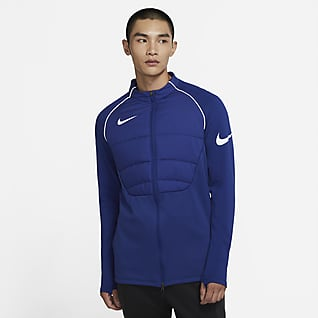 Nike Therma Strike Winter Warrior Padded 男子足球训练夹克
