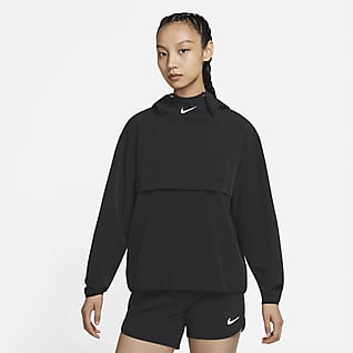 Nike Dri-FIT Run Division Women's Packable Pullover Running Jacket